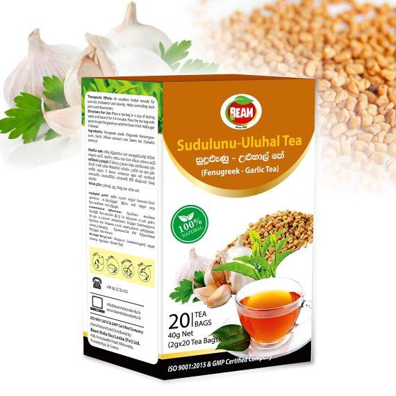 Fenugreek & Garlic Tea